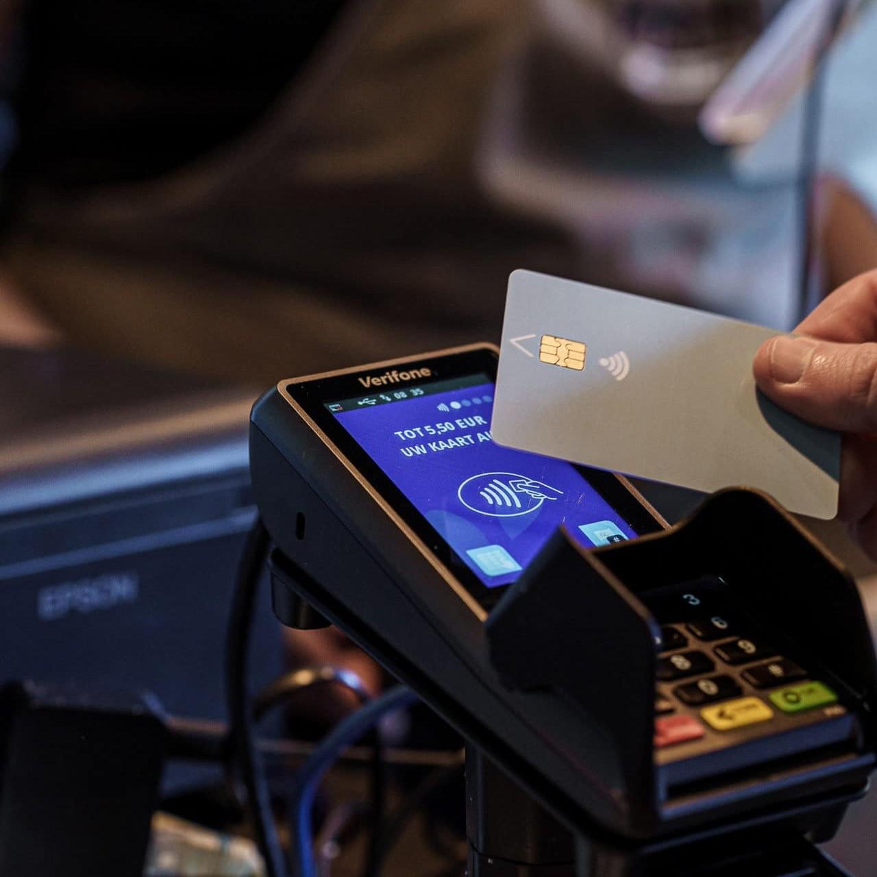 Gekoppelde betaalterminal voor Lightspeed Retail: CCV